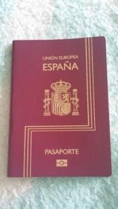pasaporte portada